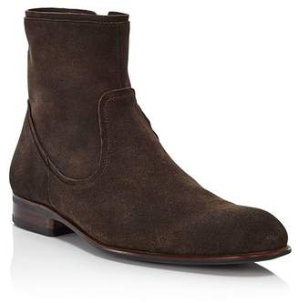 John Varvatos Men's Seagher Zip Boots