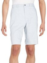 Callaway Windowpane Check Shorts