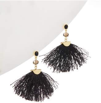 Shashi Layla Fan Statement Earrings