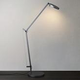 Artemide Demetra LED Dimmable Desk Lamp, Titanium