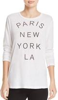 Sundry Paris New York La Tee