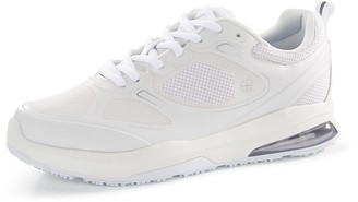 Shoes for Crews Style Revolution II Women's Slip Resistant Trainers White