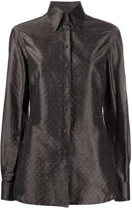 Gianfranco Ferré Pre-Owned 1990s Button Up Shirt