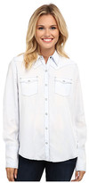 Stetson Bleached Out Tencel Western Shirt