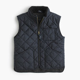 J.Crew Boys' Sussex quilted vest