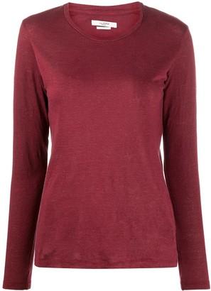 Round Neck Jumper by Etoile Isabel Marant, available on shopstyle.com for $123 Gigi Hadid Top SIMILAR PRODUCT