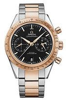 Omega Speedmaster '57 men's stainless steel bracelet watch