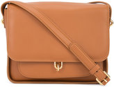 Derek Lam 10 Crosby foldover top crossbody bag - women - Nappa Leather - One Size