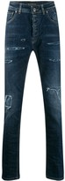 John Richmond Liam slim-fit denim jeans