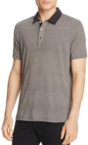 Rag & Bone Microstripe Slim Fit Polo Shirt - 100% Exclusive