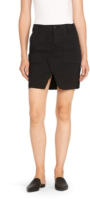 Hudson Women's Military LULU Cargo Skirt