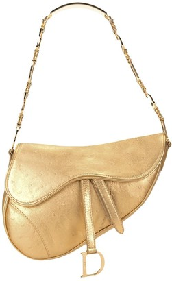Christian Dior Saddle shoulder bag