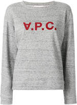 A.P.C. printed sweater