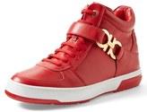 Salvatore Ferragamo Men's 'Nayon' High Top Sneaker