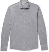 Etro - Houndstooth Cotton Shirt