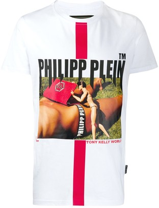 Philipp Plein Tony Kelly T-shirt