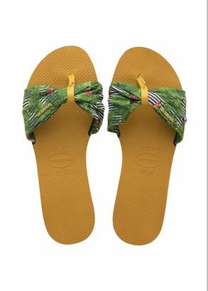 Havaianas Women's You St. Tropez Flip Flop Sandal