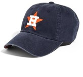 American Needle Women's Houston Astros Mlb Baseball Cap - Blue