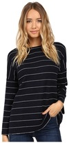 Christin Michaels Angelie Boat Neck Sweater