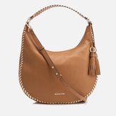 MICHAEL Michael Kors Women's Lauryn Large Shoulder Bag Acorn