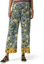 Tommy Hilfiger Silk Patchwork Floral Pant