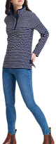 Joules Cowdray Funnel Neck Jersey Top