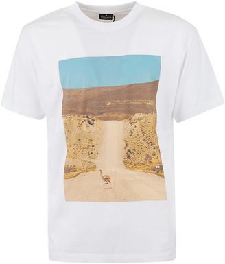 Marcelo Burlon County of Milan Ostrich T-shirt