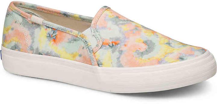 8c2ff59ab5351 Double Decker Tie Dye Slip-On Sneaker - Women's