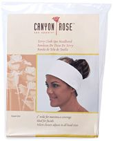 Betty Dain Terry Cloth Spa Headband