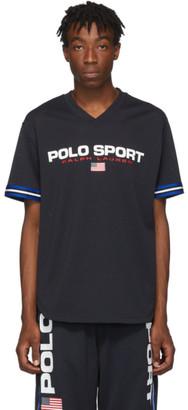 Polo Ralph Lauren Black Mesh Performance T-Shirt