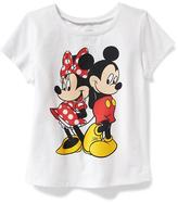 Old Navy Disney© Mickey and Minnie Tee for Toddler