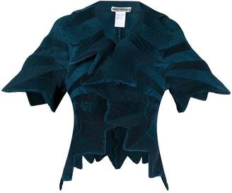 Issey Miyake Starlight micro-pleated jacket