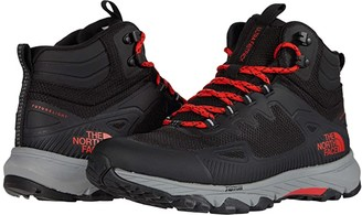 The North Face Ultra Fastpack IV Mid Futurelight (TNF Black/Fiery Red) Men's Shoes
