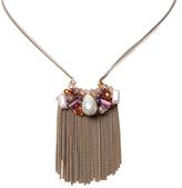 Amrita Singh Nahla Fringe Choker Necklace