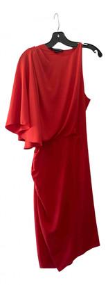 Alexander Wang Red Silk Dresses