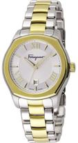 Salvatore Ferragamo Lungarno Collection FQ1930015 Men's Stainless Steel Quartz Watch