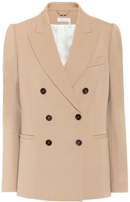 Chloé Stretch-wool blazer
