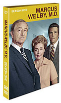 QVC Marcus Welby, M.D.: Season One 7-Disc DVD Set