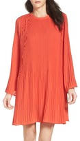 Adelyn Rae Women's Chiffon Shift Dress