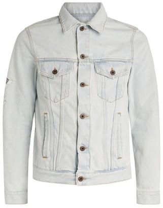 Off-White 3D Arrows Denim Jacket