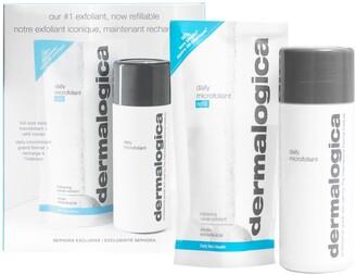 Dermalogica Daily Microfoliant Exfoliator Full Size + Refill Set