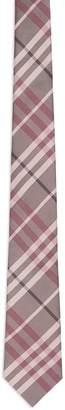 Burberry Vintage Check Silk Tie