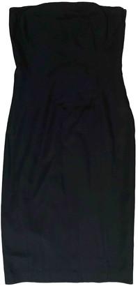 Joseph Black Synthetic Dresses