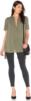 BCBGeneration Slit Back Tunic