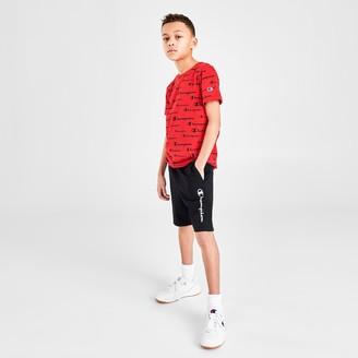 Champion Boys' Heritage Athletic Shorts