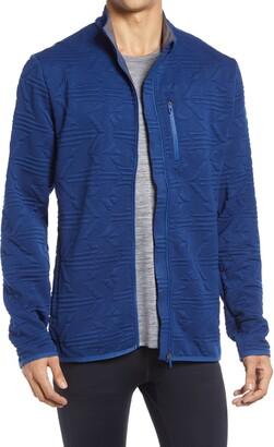 Odlo Corviglia Kinship Midlayer Zip Jacket