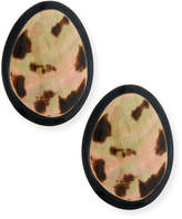 Viktoria Hayman Freeform Statement Earrings, Clip-On