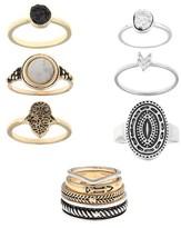 Fashion Ring Multicolor