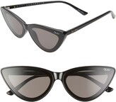 Thumbnail for your product : Quay Flex 47mm Cat Eye Sunglasses