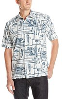 Quiksilver Waterman Men's Angler Button Down Shirt